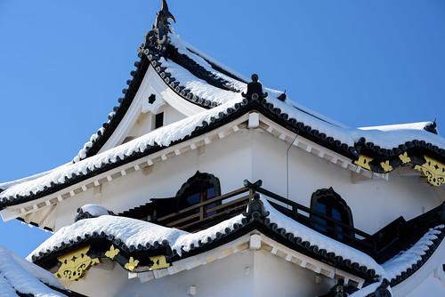 彦根城5・Hikone Castle