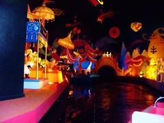 It's a small world (Elysia in Wonderland) Tags: world orange holiday water its flying orlando ride florida magic small kingdom disney carpets animatronics elysia 2011