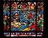 Strasburgo - Cattedrale - Vetrata