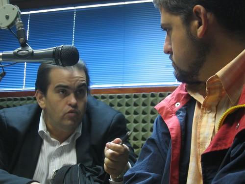 Carlos Correa y Pablo Fernández