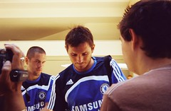 Joe Cole and Frank Lampard (Wha'ppen) Tags: youth costarica chelsea soccer ucla futbol puntarenas saprissa epl joecole youthsoccer franklampard lafc herediano alajuelense tigerssoccerclub