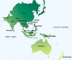 Asia_Pacific Map