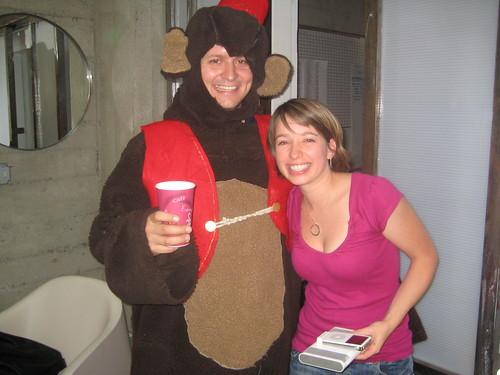 Ferf & Amy, Halloween