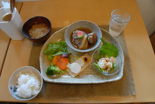 風知草 - lunch set