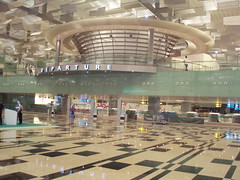 Changi.Airport.T3.Departure.Hall