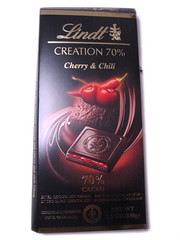 Lindt: Cherry and Chili II