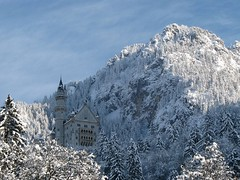 Neuschwanstein (winninator) Tags: winter snow castle germany bavaria neuschwanstein lpwinter