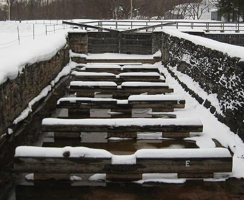 Locks of Snow