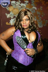 Who needs a spanking (Blkvelvet99) Tags: corset mistress spanking domme dominatrix bigboobs cleevage 40dds