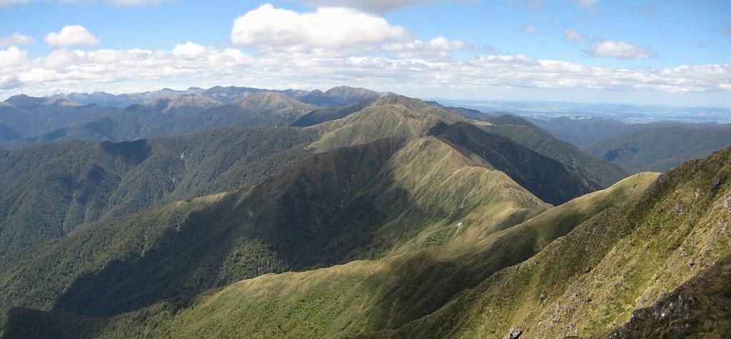 Southern Main Range Panorama (A Peak Too Far _10)