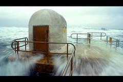 Big swells breach the Ocean Baths (Brook Leslie Photography) Tags: ocean newcastle waves baths soe iloveit blueribbonwinner mereweather supershot flickrsbest anawesomeshot anawsomeshot superbmasterpiece supermasterpiece diamondclassphotographer fiveflickrfavs