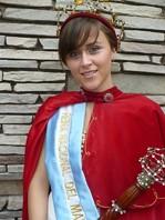 Evelyn Boehler, 52º Reina Nacional del Maní
