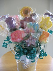 chocolate bouquet (ayseyaman) Tags: flower chocolate yemek cicek cikolata susleme