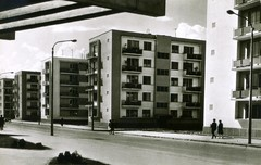 postcard / architecture in the 60's (> akela <) Tags: blackwhite 60s postcard baiamare erdly vedere kpeslap nagybnya architectureinthe60s
