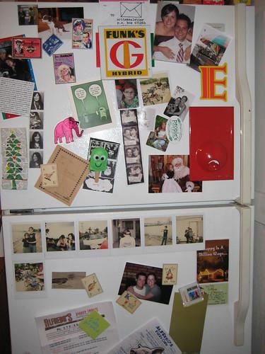 front fridge