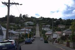 Baldwin street@Dunedin