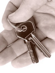 Keys to your New Home?