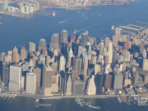 NY approach