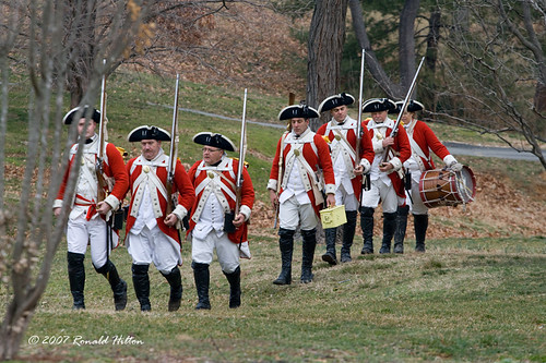 Flickriver: rhilton4u&39s photos tagged with redcoats