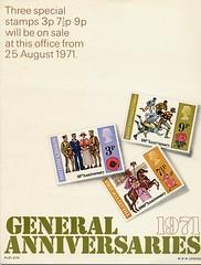 General Anniversaries