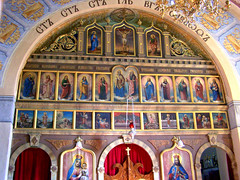 Photos from Margaret (Peachhead (1,000,000 views!)) Tags: detail church interior croatia iconostasis byzantinecatholic sosice greekorthodoxcatholicchurch