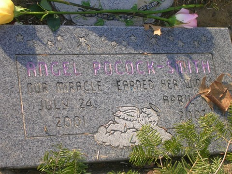 Angel's Headstone