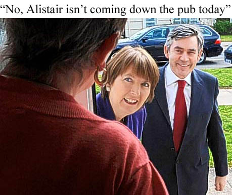 Is Alistair there?