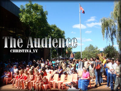 Harmony Day: The Audience
