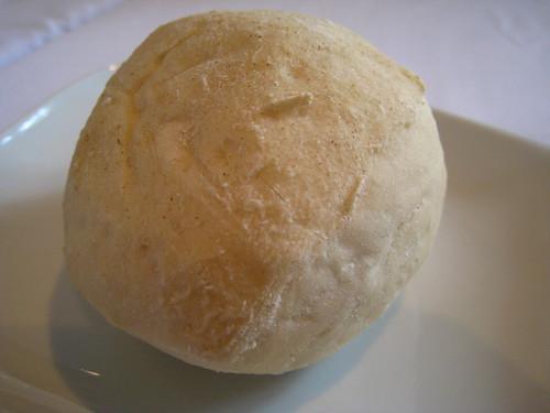 White Bread Roll @ Le Papillon