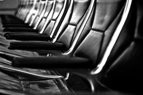 Airport Seating, Oahu, Hawaii