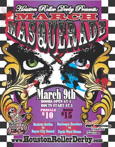 01 March Masquerade
