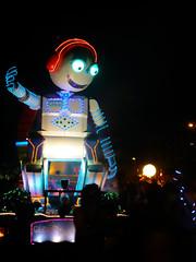Globule le robot