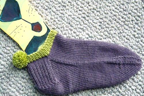 Pom-pom Peds - tennis socks