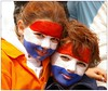 Togetherness (Johan_Leiden) Tags: blue red feest orange white holland dutch smiling children happy togetherness leiden blauw child sister brother kinderen nederland thenetherlands happiness together 2008 rood wit nederlands monarchy oranje koninginnedag broer thequeen zus samen april30th 30april feestdag roodwitblauw nationalevent nationalcelebration nationalcolour koninginnedag2008 queensday2008 nationalcolor
