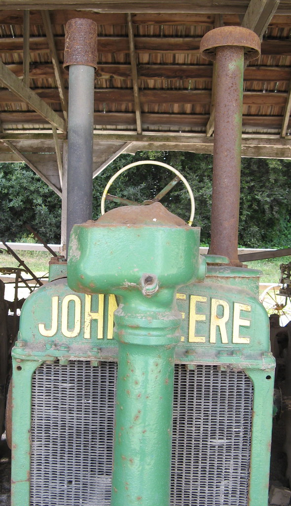 Ancient John Deere