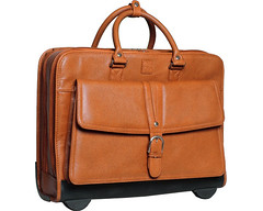 Clark & Mayfield Rolling Laptop Case