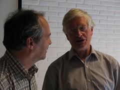 Leon Houben en Wim Schouwenaars