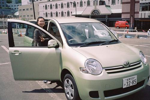 Toyota Sienta 1.5 4WD