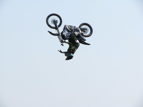Clark County Fair - Extreme MotoX Day