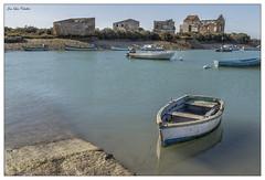 El Trocadero (Puerto Real) (JLCB PHOTO) Tags: trocadero puerto real cadiz mar playa barco embarcadero ruinas