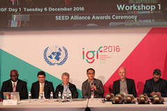 Seed Alliance Awards Ceremony 2016