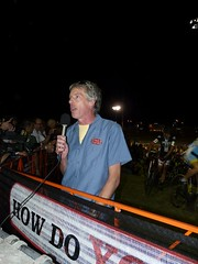 Simon Gives The Blow By Blow At The 2008 CrossVegas Pro Race