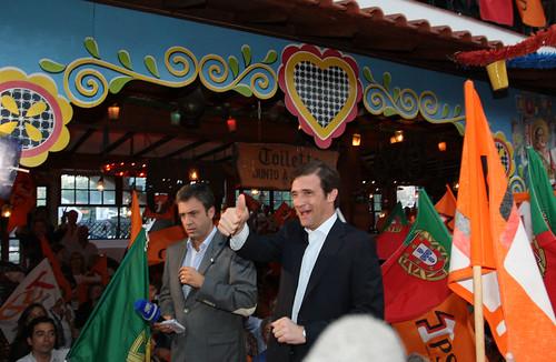 Pedro Passos Coelho Jantar Comício em Viana do Castelo-838E6399