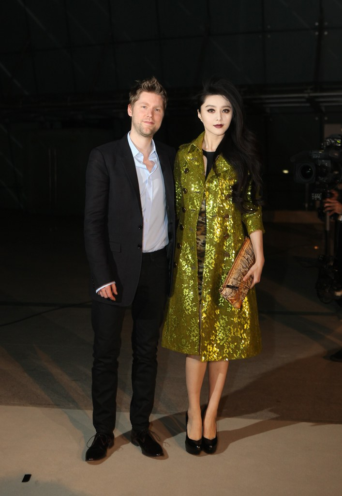 christopher bailey and fan bing bing