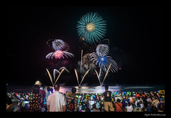 Nagaoka Fireworks - Honolulu Festival 2014 (madmarv00) Tags: hawaii nikon waikiki oahu fireworks honolulu d800 honolulufestival kylenishiokacom nagaokafireworks