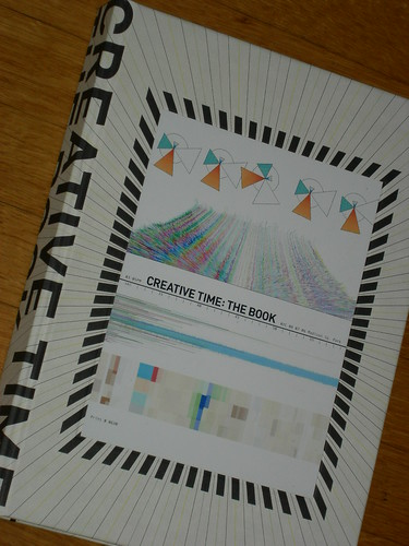 Creative Time; the Book