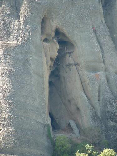 cavernas na pedra