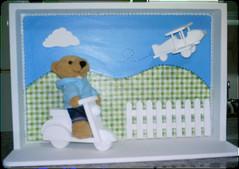 Quadro Urso-aviãozinho2