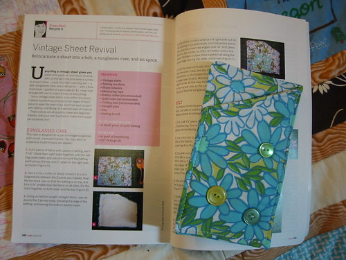 Vintage Sheet Revival in CRAFT: 05