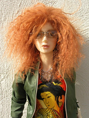 06 (vincentkohya) Tags: girl cat doll rockstar maddy wig amelia superdollfie japaneseprint bomberjacket sd16